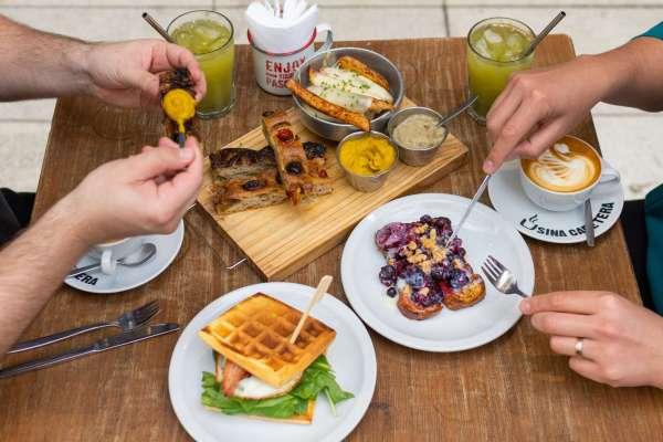 Usina Cafetera presenta su nueva carta Primavera-Verano