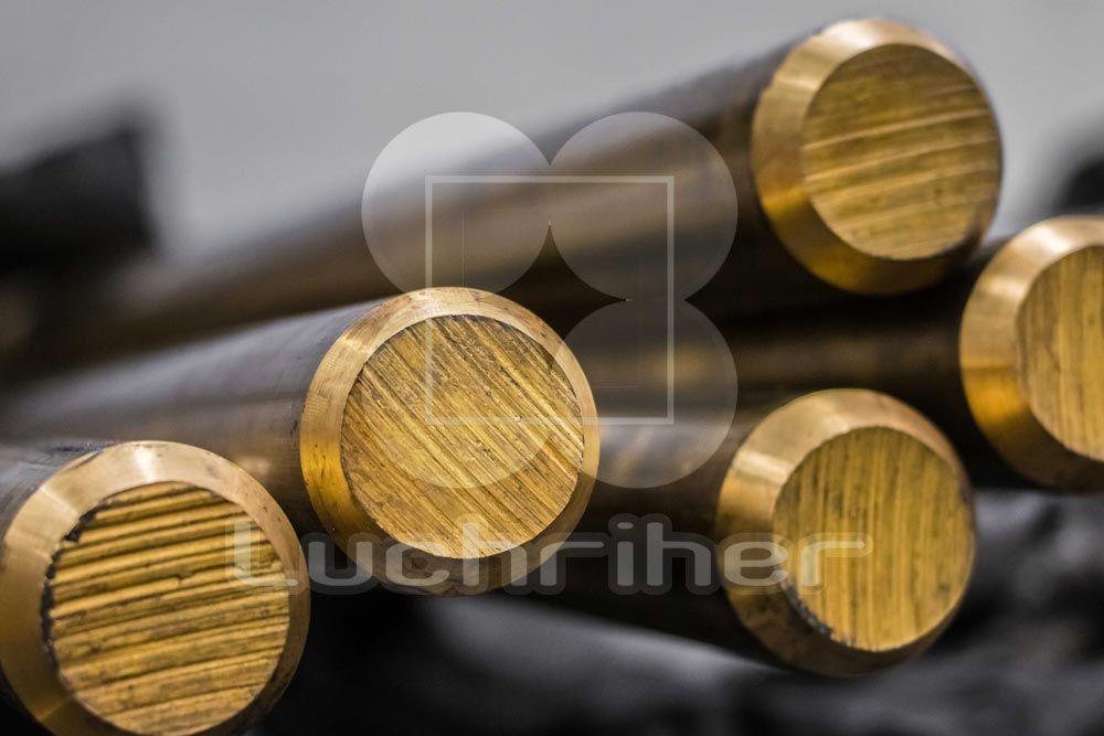 Aceros Luchriher le provee del mejor bronce comercial, el SAE 62 y el SAE 64 y bronce fosforado para que obtenga la mejor calidad de sus piezas maquinadas.