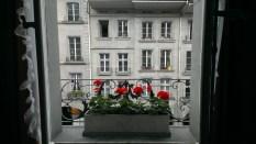 Windowsill of Einstein Haus