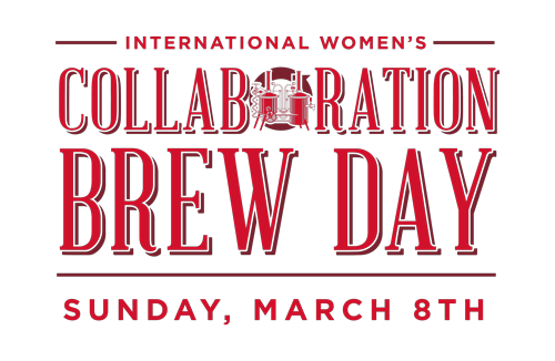 International Women's Collaboration Brew Day