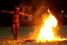 Jogos indígenas Paragominas Pará Foto: Lucivaldo Sena