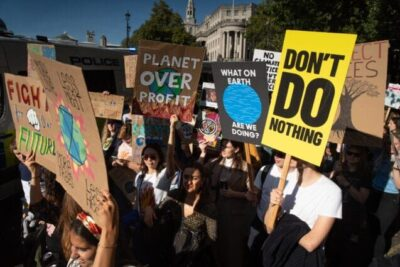 Youth urge governments to prioritise climate crisis