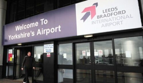 Government puts Leeds Bradford airport plans on hold