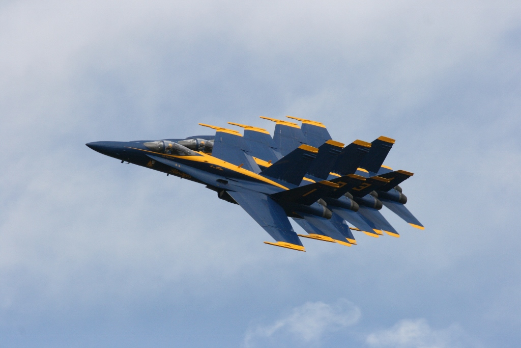 US Navy Blue Angels 70th Anniversary: 1946 – 2016
