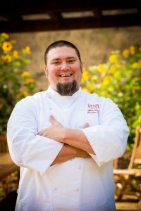 Wente chef Mike Ward
