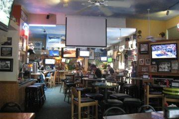 Stadium Pub Walnut Creek big screen