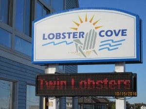 Lobster Cove in York, ME