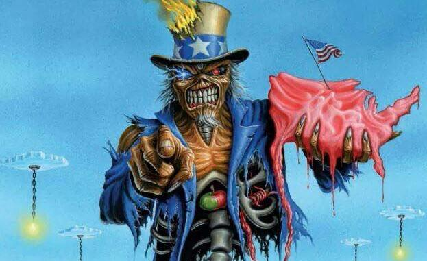 Aces High - A Tribute to Iron Maiden Milwaukee