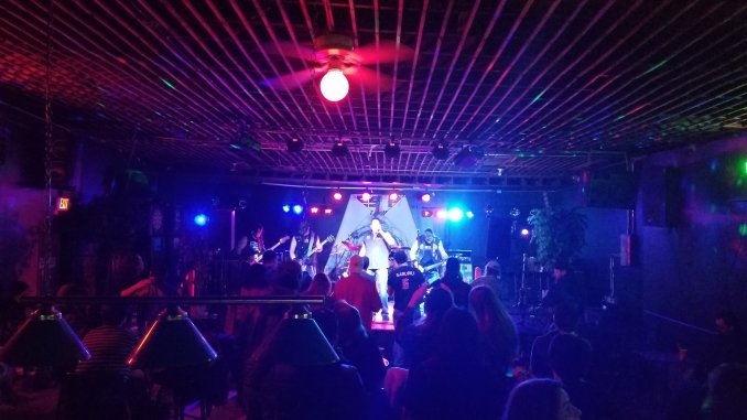 Aces High - A Tribute to Iron Maiden at Da Bar West Allis