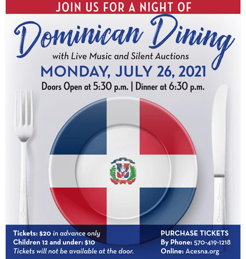 dominican plate dinner