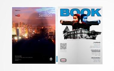 Diseño editorial para la revista Book