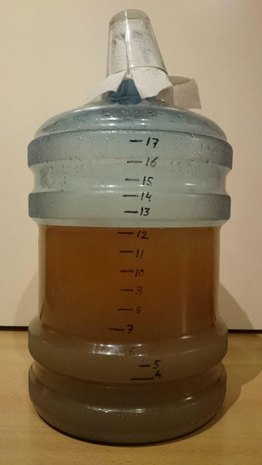 Appelcider omzetten in azijn