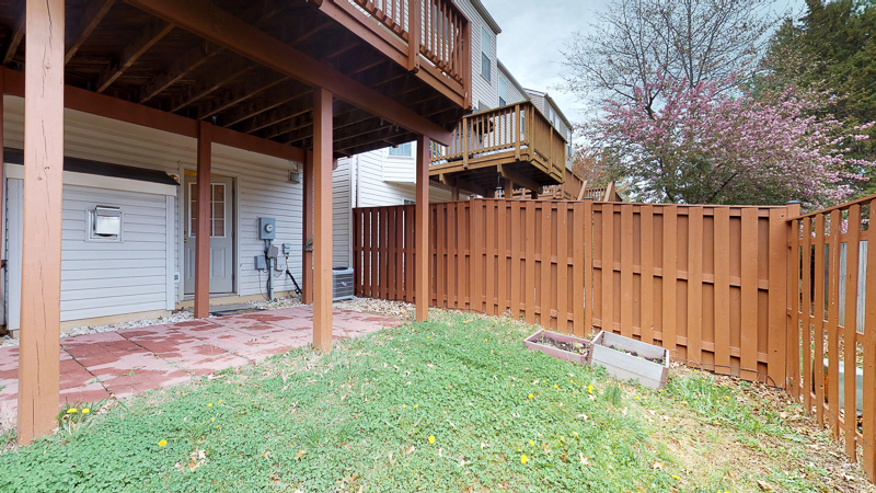3761 Shannons Green Way, Alexandria, VA - Patio 2