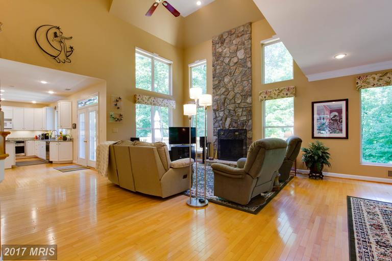 12712 Melville Lane, Fairfax, VA -  Open Floorplan