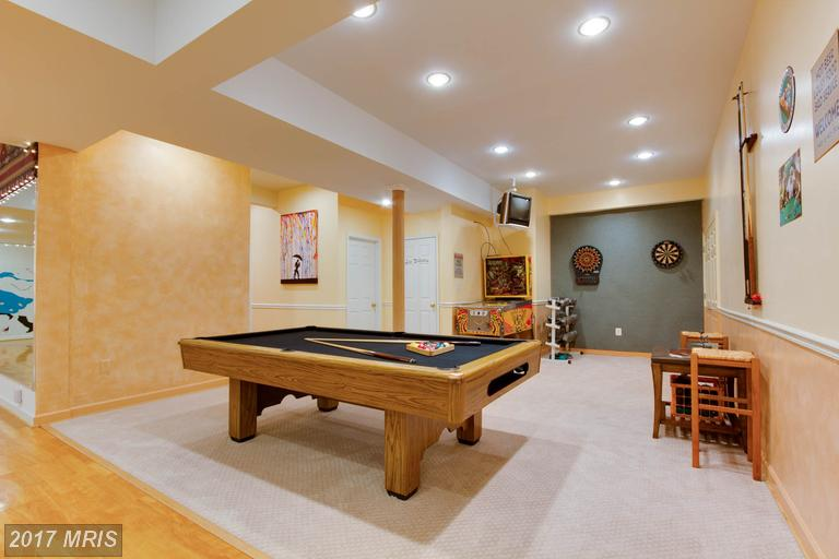 12712 Melville Lane, Fairfax, VA - Game Area