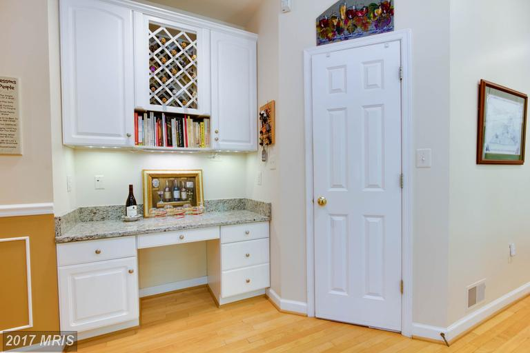 12712 Melville Lane, Fairfax, VA - Wine Bar + Pantry