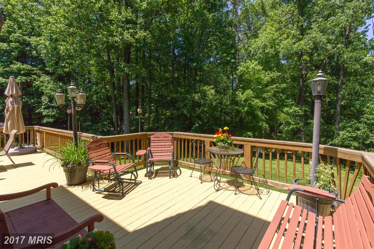 12712 Melville Lane, Fairfax, VA - Large Deck