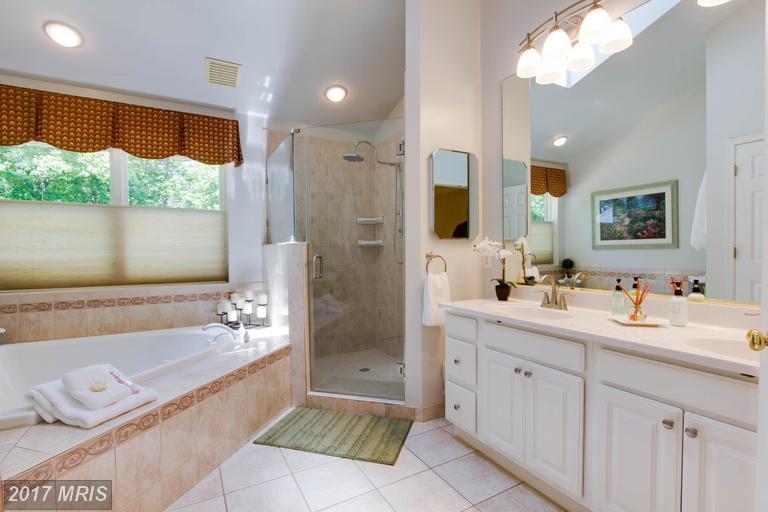 12712 Melville Lane, Fairfax, VA - Master Bath