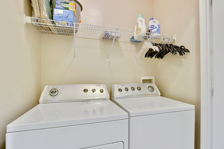 507 Sunset View  Ter. SE #203 ​Leesburg, VA - Washing Area