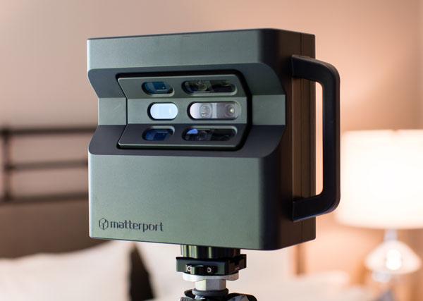 Matterport  Camera 1