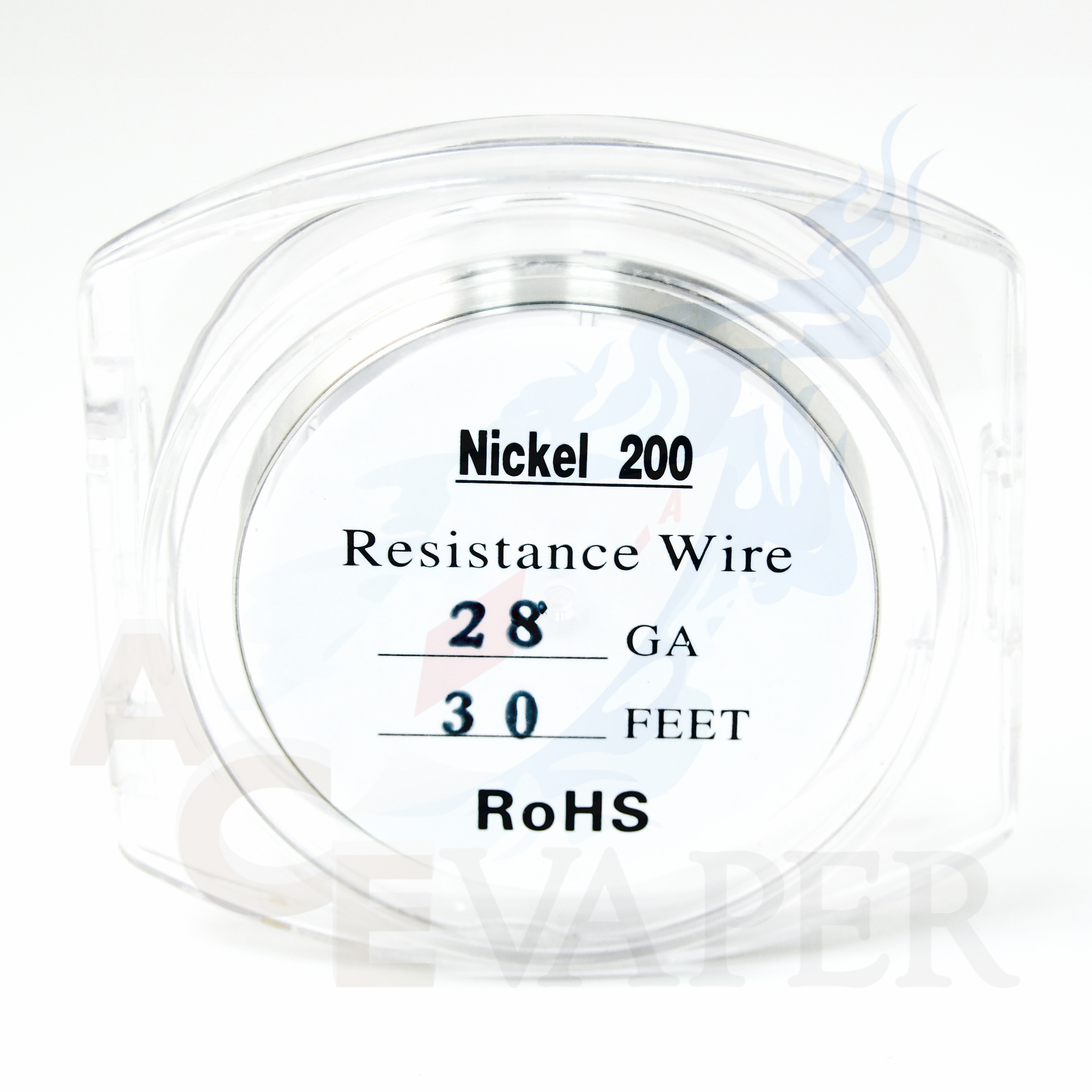 Pure Nickel Wire Ni200