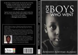 for-boys-who-went: Upcoming chapbook by Adedayo Adeyemi Agarau
