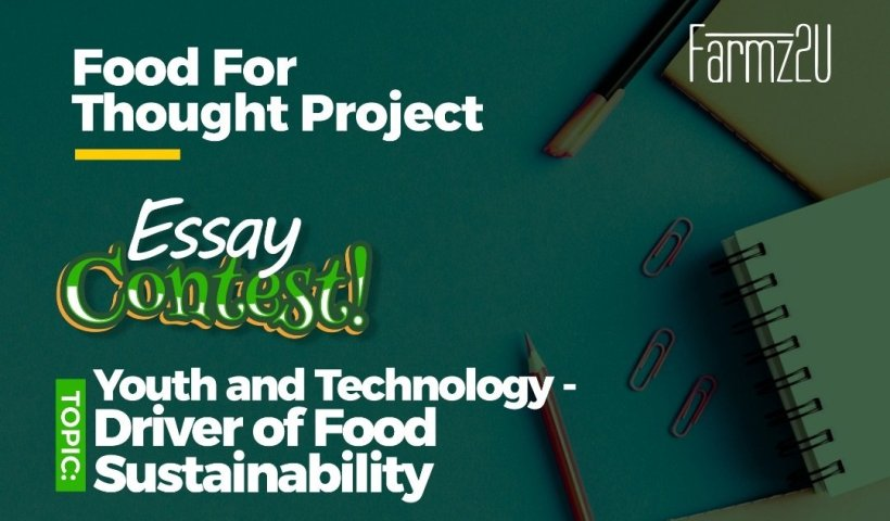 Food For Thought Essay Contest