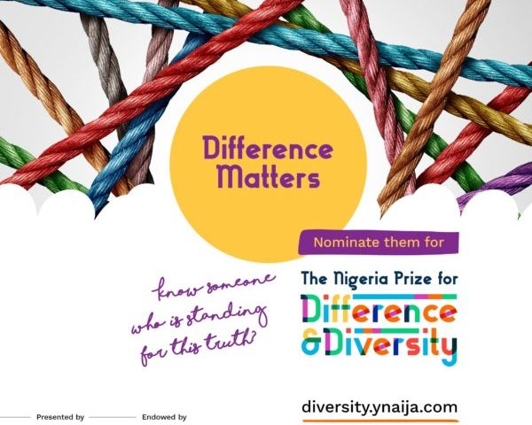 Nigeria Prize for Difference and Diversity