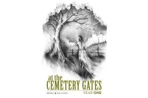 Cemetery Gates Anthology