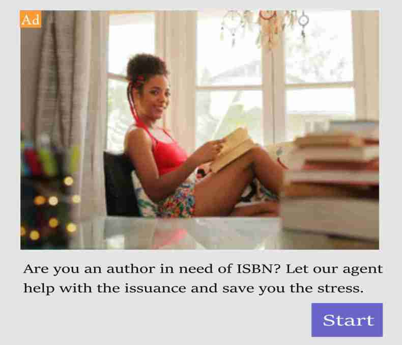 ISBN Issuance