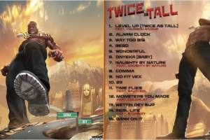 Burna Boy Twice As Tall Album gets 5 million streams in one hour