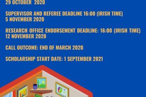 Government of Ireland Postgraduate Scholarship Programme 2021