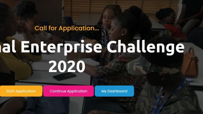 2020 National Enterprise Challenge
