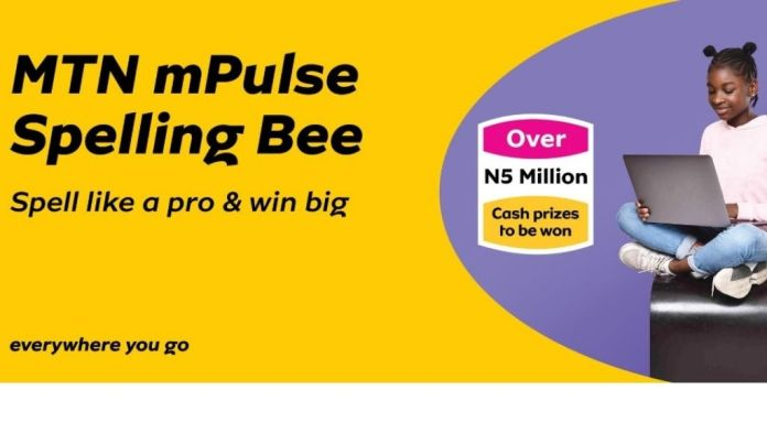 2020 MTN mPulse Spelling Bee Competition | Prize: 5 Million, others