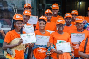 N75billion MSME Fund: Artisan Support beneficiaries receive training certificates