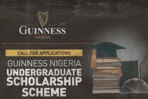 2020 Guinness Nigeria Undergraduate Scholarship Scheme