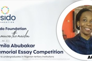 Jemila Abubakar Memorial Essay Competition
