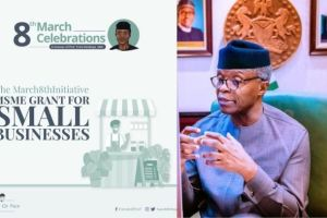 """2021 Yemi Osinbajo """"Freind of Prof"""" MSME Grant For Small Businesses"""