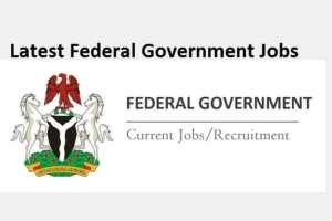 Federal Government Recruitment 2021