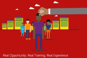 2021 Microsoft Interns4Afrika Internship Program