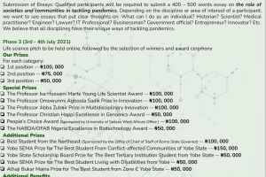 National Life Science Competition 2021