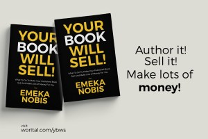 Your book will sell