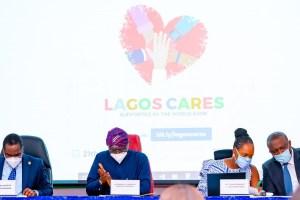 Lagos State launches 'Lagos Cares' N7.6 Billion MSMEs Programme