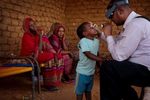 Free Online Course: Eliminating Trachoma