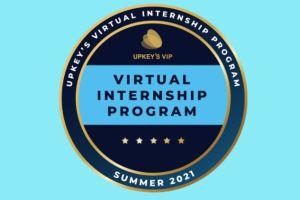 Upkey Virtual Internship Program 2021