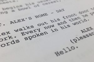 Free Online Course: An Introduction to Screenwriting