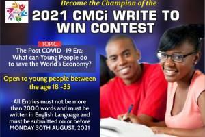 CMCi Creative Essay Writing Competition 2021