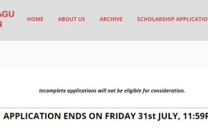 Olusegun Agagu Foundation Full Scholarships Scheme 2021