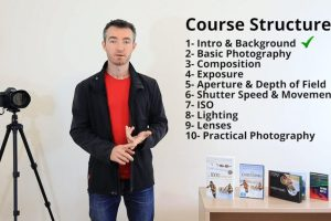 Free Online Introductory Photography Course