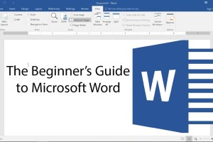 Free Online Course Introduction to Microsoft Word 2019/365